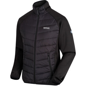 Regatta Bestla Hybrid Jacket Men black/black